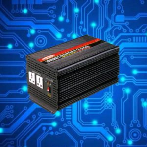 DC-AC Inverter / with Charger